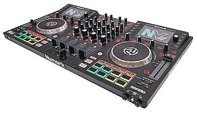 Numark NVII Dual Display DJ Controller 4-decks of Serato DJ software NV2 -NEW-