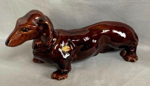 Royal Haeger  Dachshund Dog Figurine