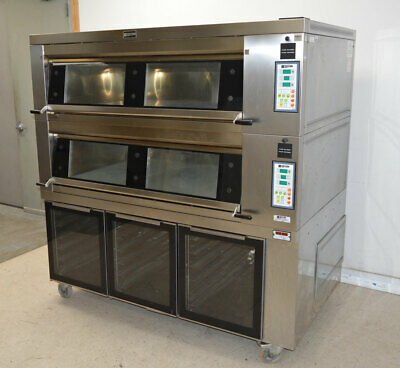 Doyon 4t2p Artisan 4t-series Brick Two-deck-oven Proofer 3-chamber 3ph 8080-cn