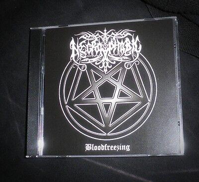 Necrophobic  Bloodfreezing  Demo Dark Funeral Dissection Infernal