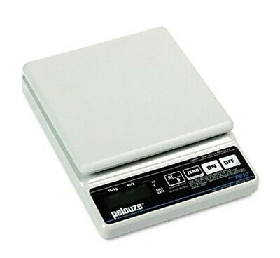 Pelouze Electronic Postal Scale - Model Pe10 10 Lb4.4 Kg Capacity Brand New