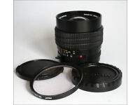 Mamiya Sekor C 45mm / f2.8 – f22 prime Lens - Excellent condition
