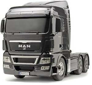Tamiya 56325 1/14 Scale RC Tractor Truck MAN TGX 26.540 6x4 XLX Assembly Kit