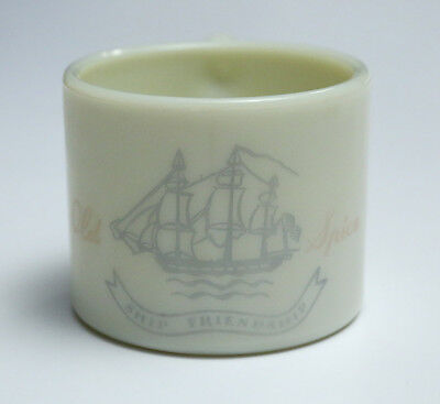 Vintage Antique OLD SPICE SHAVING MUG CUP Early American Shulton