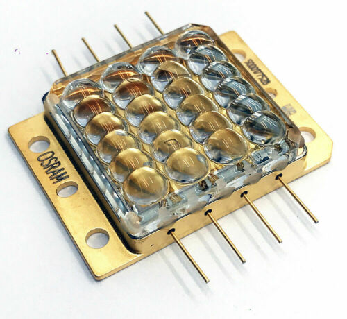 3 Channel Only Special - OSRAM PLPM4L450B 450nm 40W 60W Blue Laser Diode Array