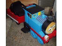 Thomas the Tank Ride on Train.