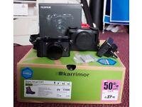 Fuji X10 digital camera