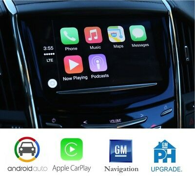 2013-2016 Cadillac Cue Factory Navigation Upgrade w/ Apple Carplay Android Auto