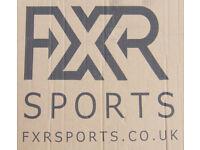 FXR SPORTS MINI EXERCISE TRAMPOLINE