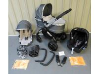 iCandy Peach 3 in TRUFFLE !!! FULL TRAVEL SYSTEM !!