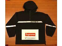 Supreme Reflective Taping Jacket S