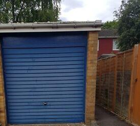 Garage for rent ludlow close. Basingstoke