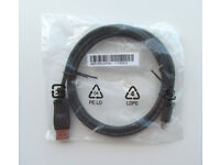 New mini DisplayPort to DisplayPort cable (male to male)