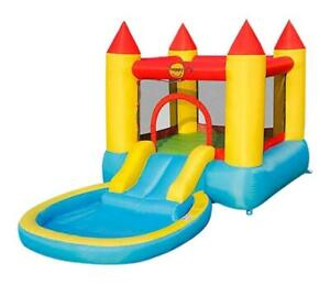 Bouncy Castles for kids. Available with pool & Water slides DONT RENT! BUY!!! FROM 299$ Comes with one year warranty!