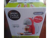 Dolce Gusto Mini Me Coffee Machine(red)