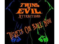 Twins Of Evil Attractions Present Valley Nightmares