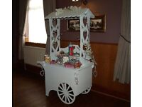 Sweet Cart & GIANT LOVE Letters - Wedding, Party, Event, Engagement, HIRE!