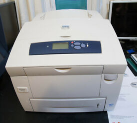 Xerox Phaser 8560DN Solid Ink Printer. Duplex and Networkable. Extra Inks!