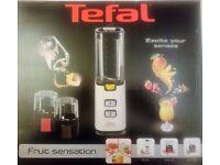Tefal Mini Fruit Sensation Glass Blender