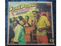 Trojan Soul - Power Funky Kingston 2 - Reggae Dance Floor Grooves 1968-74 (2 disc vinyl album)