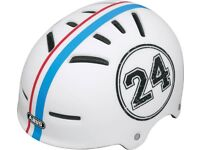 (1779) NEW, ABUS AVEN-U BMX HELMET ADULT CYCLING BIKE BICYCLE SKATING SIze: M, 53-58cm