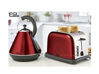 EGL Kettle and Toaster set