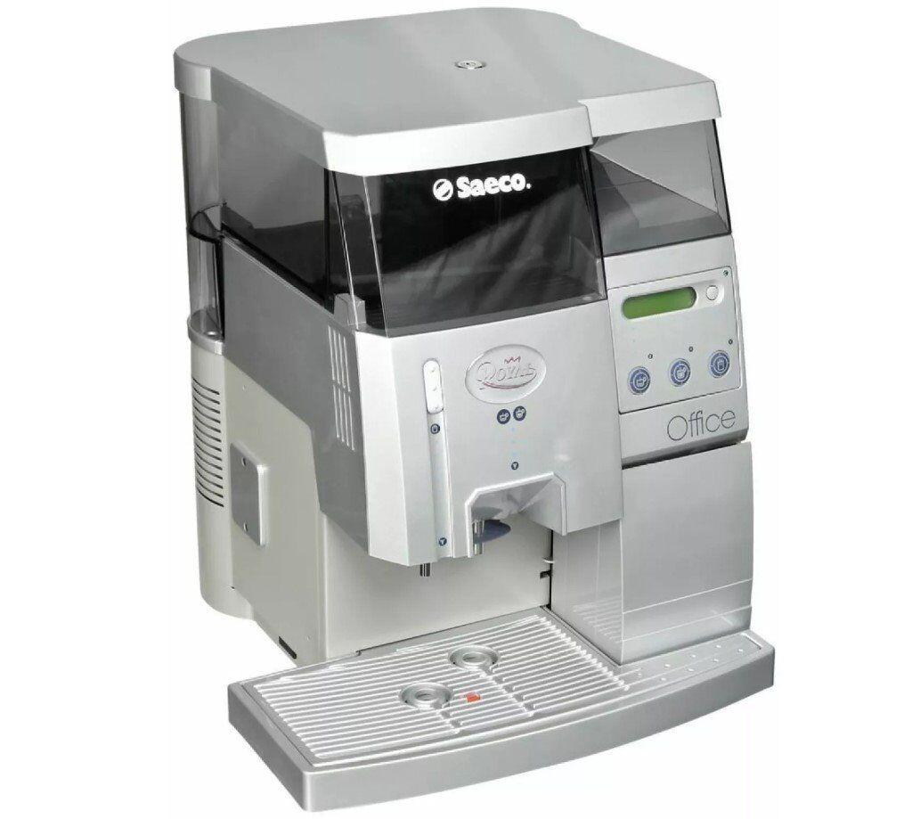 Espresso Makers For Home ~ Saeco royal office espresso coffee machine ideal for
