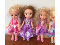 Disney Toddler Princess bundle
