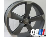 AUDI RS STYLE WHEELS 19INCH -SLINE RS3 RS4 RS5