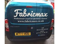 Fabricmax-Professional Carpet & Upholstery Cleaners, Commercial & Residential.