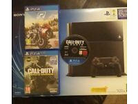 PS 4 Excellent condition in box