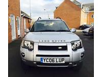 2006 06 Land Rover Freelander 2.0 TD4 (BMW ENGINE) 4x4 FSH+MOT NOT SHOGUN PAJERO JIMNY VITARA