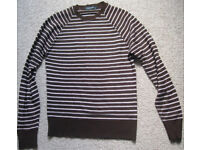 Mens Jumpers XS – XL, £1.50 - £3.50 and top XXL.
