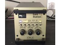 SPL Gainstation high end pre amp and limiter as new