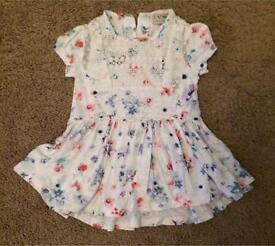 Girls next dress 6-9