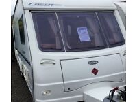 2000 Coachman Laser ('Fixed Bed')