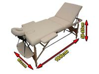 Portable massage table / portable plinth