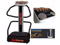 Vibration Plate - Twin Speakers