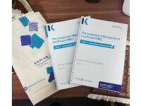 CURRENT SYLLABUS Kaplan IMC Level 1 Textbook with Kaplan Question Bank Edition 15