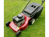 Fully Serviced Briggs and Stratton Mountfield petrol lawnmower