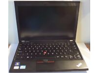 LENOVO THINKPAD X230 LAPTOP WIN 10 PRO 4GB 500GB core i5-3320M 3rd gen