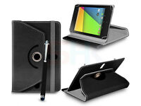 7Inch Black 360 Degree Rotating Tablet Case