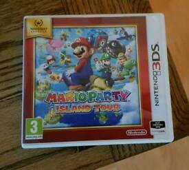 Mario party island tour nintendo 2ds 3ds