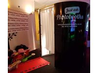 Fun Selfie Photo Booth Hire Birmingham and West Midlands Party Wedding Birthday Prom Corporate