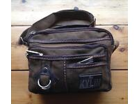 Canvas Shoulder Bags- Many Pockets- Different designs and Colours
