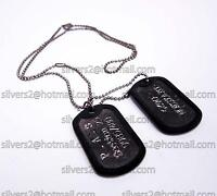- = DOG TAGS 'P.A.S. Section 25' = -
