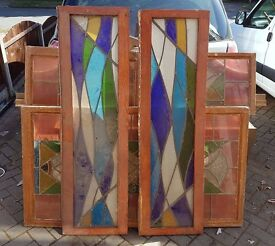 Leaded/Stained Glass Windows IN NEED OF SOME RESTREATION