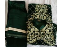 Asian 3 piece suit small size new condition