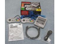 Super Nintendo SNES Mini Classic - Boxed Brand New