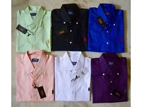 Ralph Lauren Shirts Plain Coloured Pony wholesale only Paypal Accepted